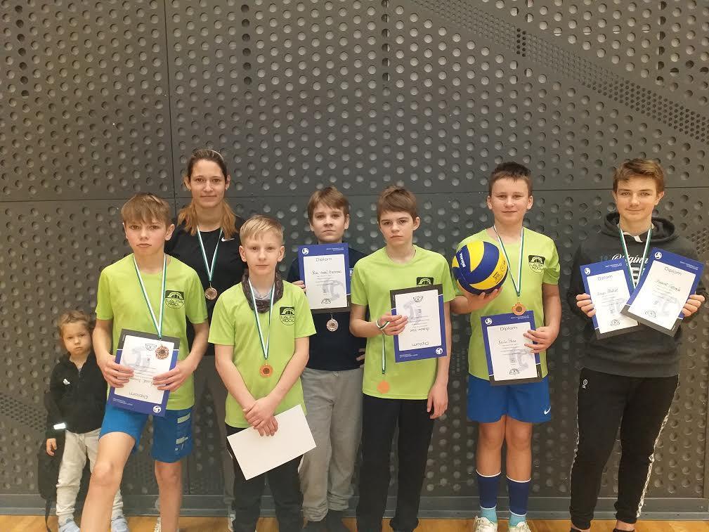 Järvamaa koolide võrkpalli võistlus 12.03.2019